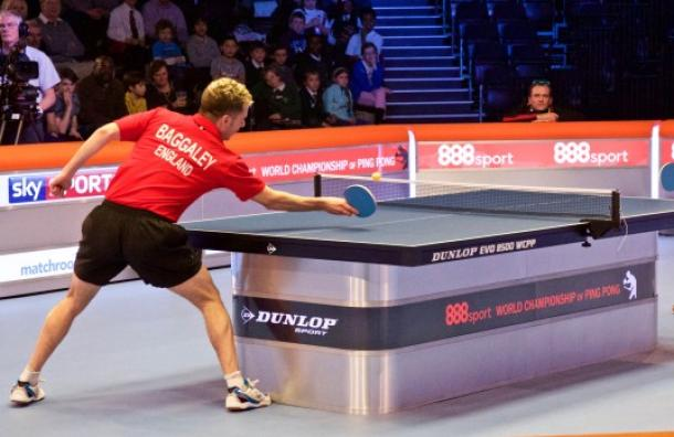 Video – Impresionante duelo de Ping Pong se vuelve viral