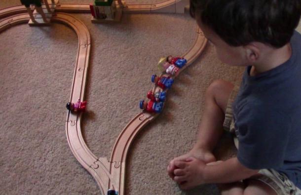 La inesperada respuesta de un niño al dilema moral planteado por su padre psicólogo