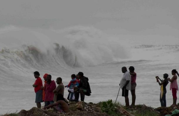 VIDEO: Devastación en Baracoa, Cuba, por el huracán Matthew