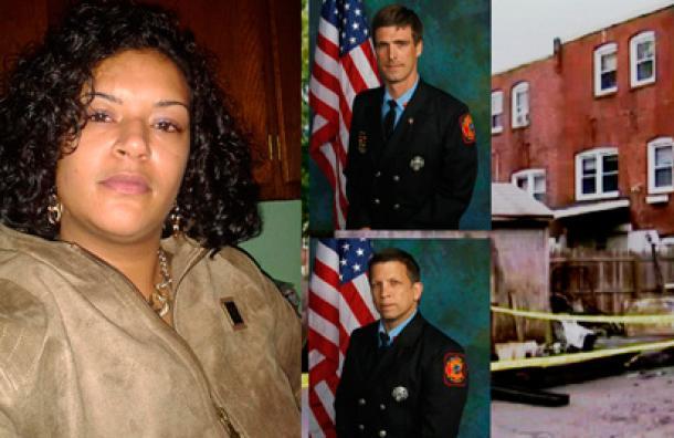 US$6Millones de fianza a dominicana acusada por muertes de bomberos en Delaware