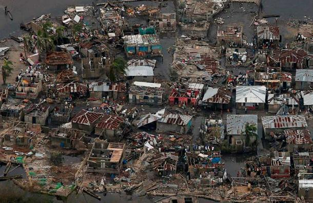 La cifra de muertos en Haití asciende a 478 por Huracán Matthew