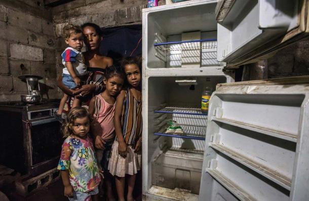 """Venezuela vive """"crisis humanitaria"""" y la comunidad internacional debe exigir respuestas"""