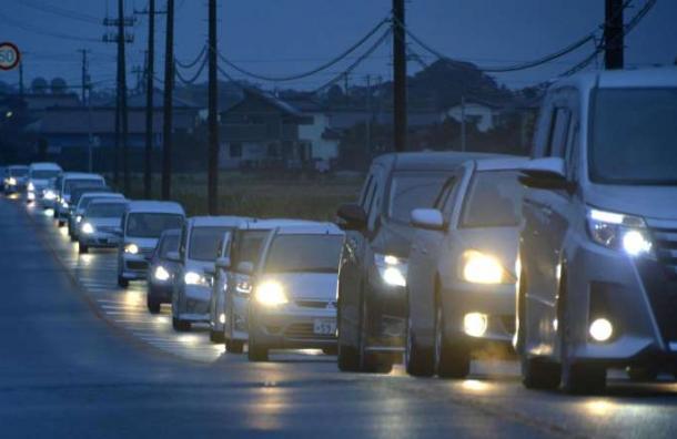 VIDEO: Alerta de tsunami en Japón tras un fuerte terremoto en Fukushima