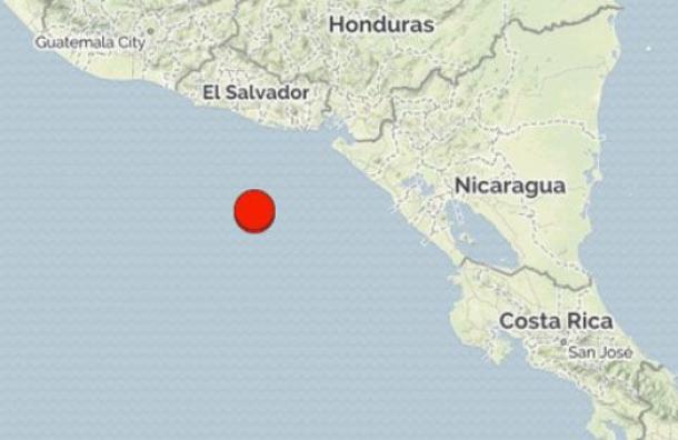 Terremoto de 7.2 sacude El Salvador y alerta de tsunami frente a la costa del Pacífico