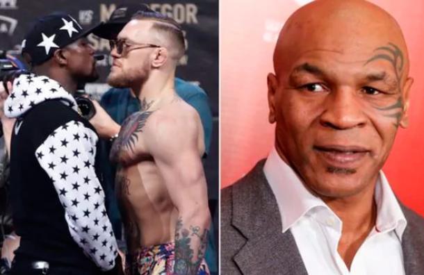 Qué dice Mike Tyson sobre la pelea entre Conor McGregor y Floyd Mayweather