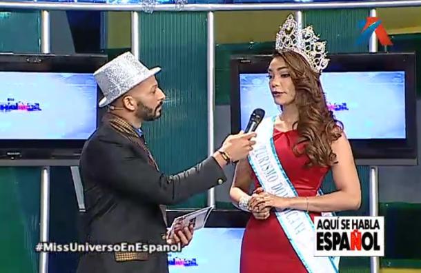 Elegimos a la «Miss Universe» de «Aquí se Habla Español»