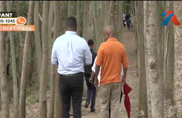 Anuncian la apertura de un parque ecológico en San Cristobal