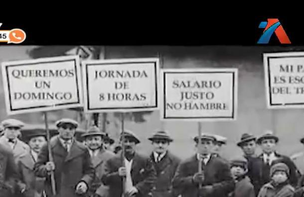 ¿Por qué se celebra el día internacional del trabajador?