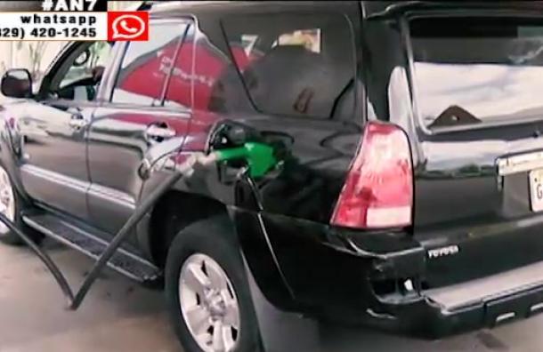 Suben nuevamente los precios de los combustibles