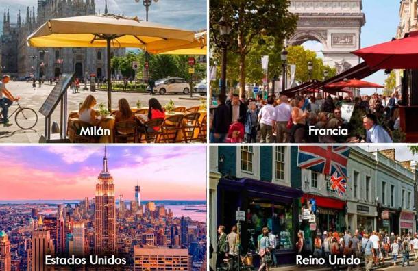 Los 5 países con las culturas más influyentes del mundo