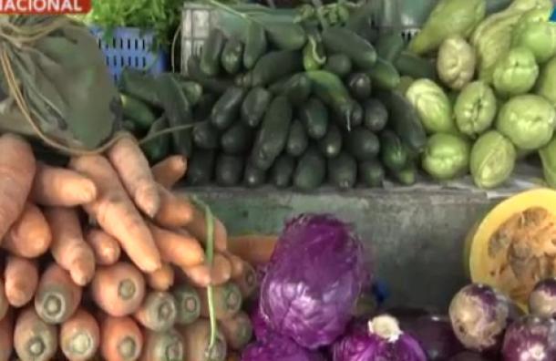 Sequía provoca que productos de la canasta vayan en aumento