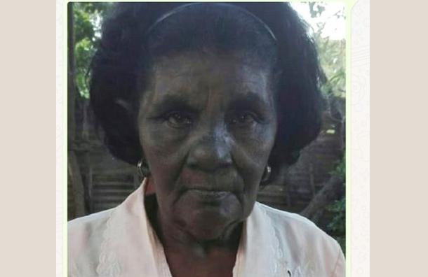 Familiares piden ayuda para localizar pariente desaparecida