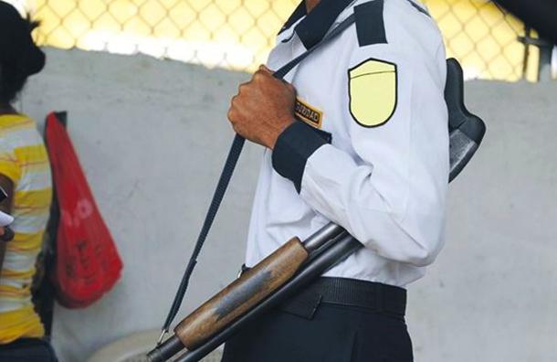 Vigilantes quedarían fuera de conversatorio por aumento salarial