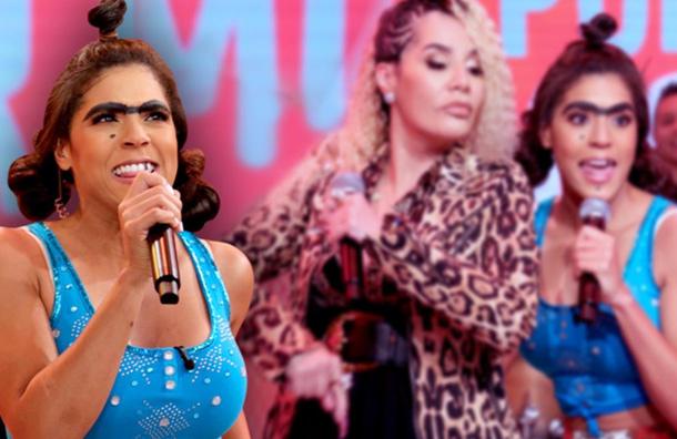 Mela la Melaza y su debut en la música junto a Ivy Queen