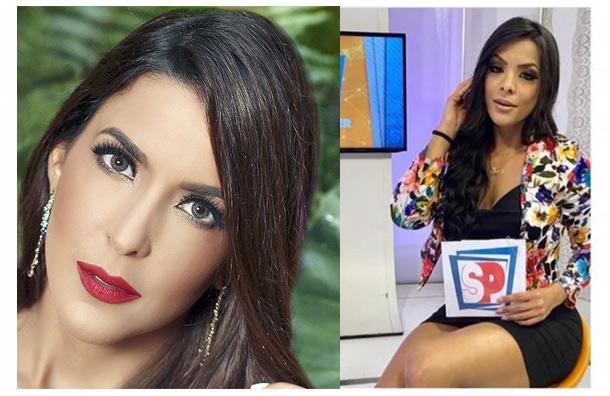 Dalisa Alegría pide suspensión ante un juez a modelo de TV por comentarios ofensivos