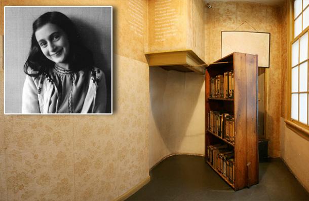 Google Arts & Culture muestra un recorrido virtual por antigua casa de Ana Frank