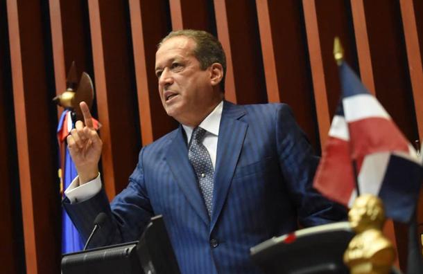 'De modificarse la Constitución, Danilo tendría que competir en primarias' dice Reinaldo Pared Pérez