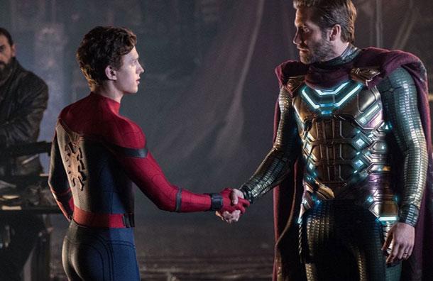 """Spider-man: Far from home"" arrasa en taquilla"
