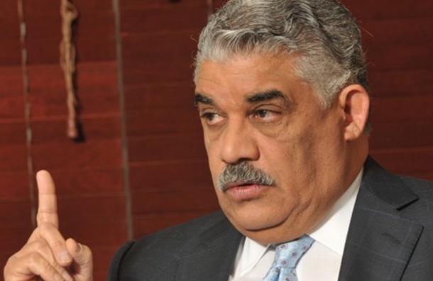 Miguel Vargas se niega a alianza con el PLD si no va Danilo