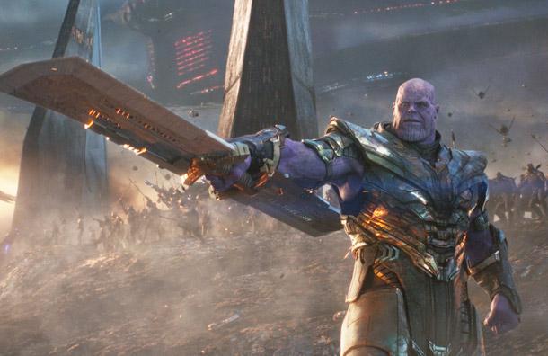 Avengers: Endgame ya es la película más taquillera de la historia
