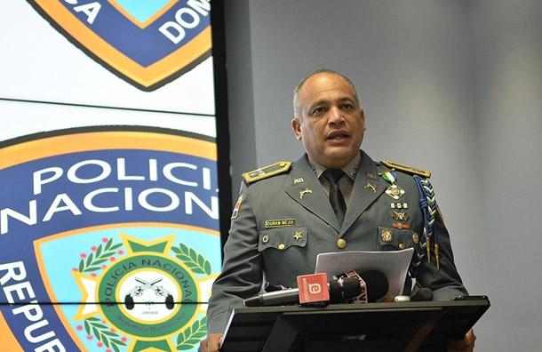 PN puso a disposición del Ministerio Público los agentes vinculados en caso Villa Vásquez