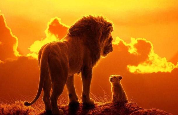 'El Rey León' es la película de animación más taquillera de la historia