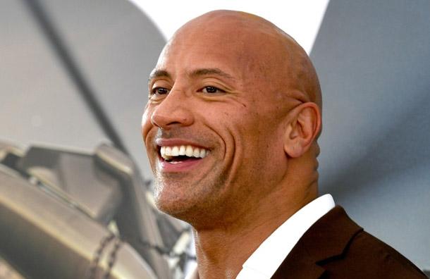 Dwayne 'The Rock' Johnson es el actor mejor pagado