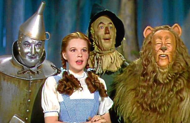 Descubre cómo Google rinde homenaje a 'El Mago de Oz'