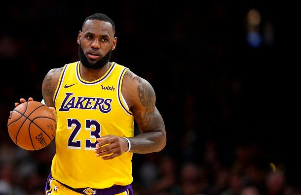 LeBron James es el jugador mejor pagado de la NBA