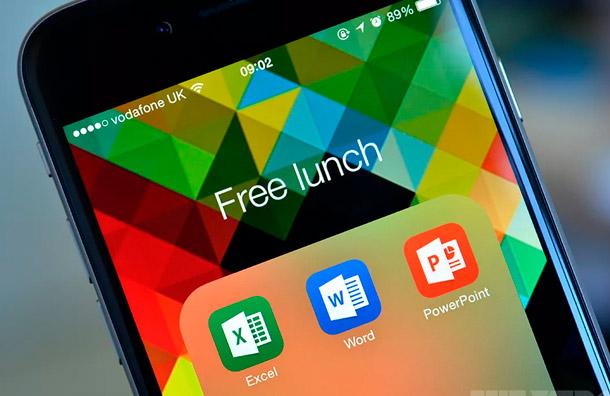 Así es la nueva aplicación de Office para iOS y Android