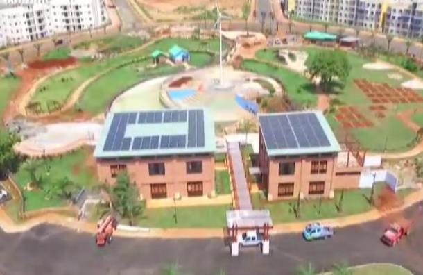 Inauguraron el parque temático de energía renovable en Juan Bosch