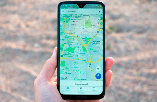 El traductor de Google se integra a Maps