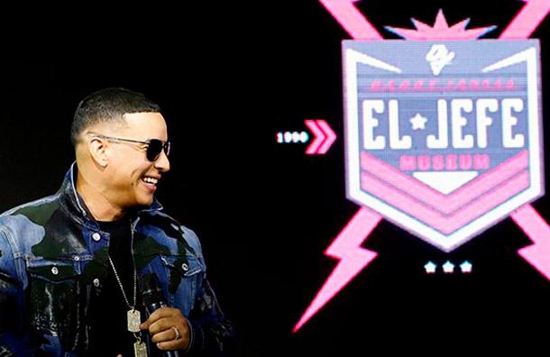 Daddy Yankee inaugura museo sobre su vida y trayectoria musical