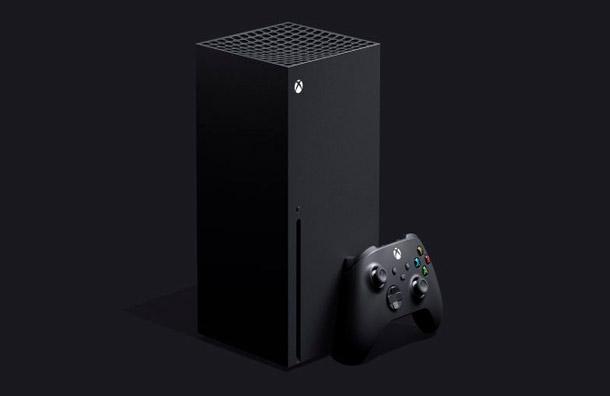 Microsoft presenta la Xbox Series X