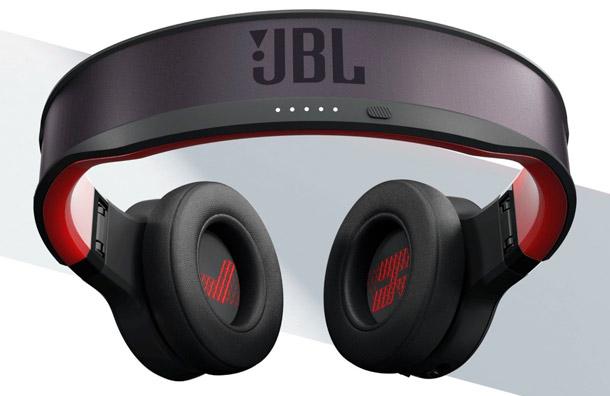 JBL anuncia unos auriculares con carga solar