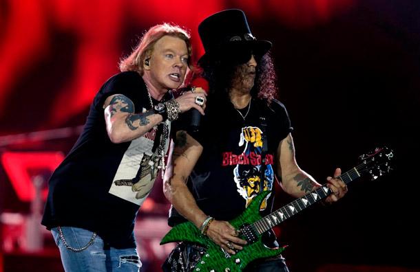 La icónica banda Guns N Roses llega a República Dominicana
