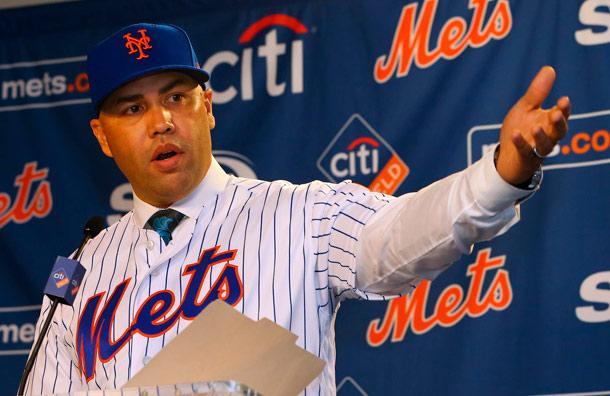 Carlos Beltrán renuncia como dirigente de los Mets de Nueva York