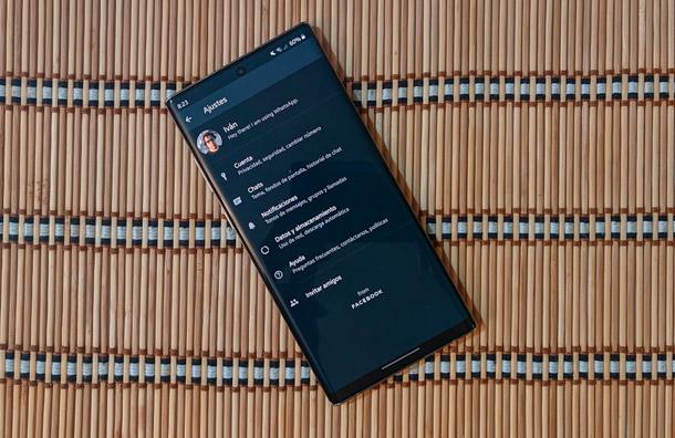 Ya está disponible en Android el modo oscuro de WhatsApp