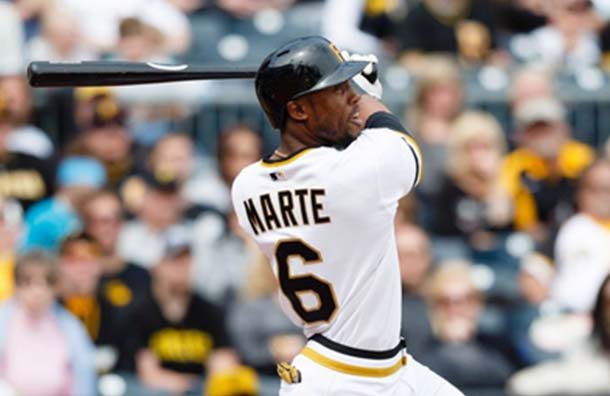 Starling Marte se va para Arizona