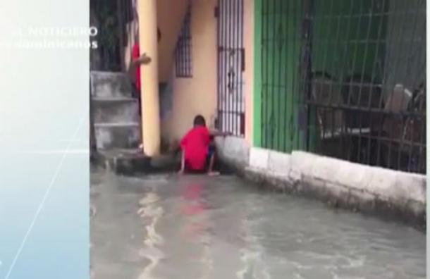 Madre Vieja Norte se inunda cada vez que llueve
