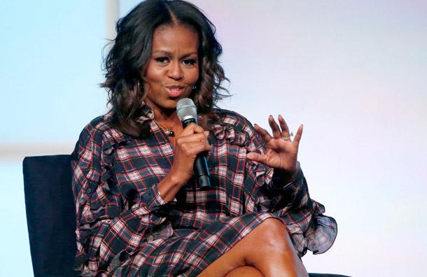 Michelle Obama gana premio Grammy
