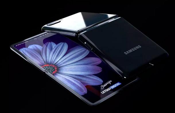 Samsung lanzará su nuevo smartphone plegable