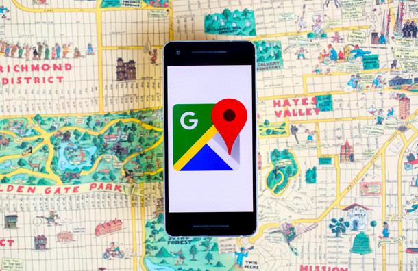 Google Maps celebra sus 15 años con renovada aplicación