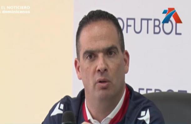 Presentan a nuevo entrenador de la selección U-23 de fútbol