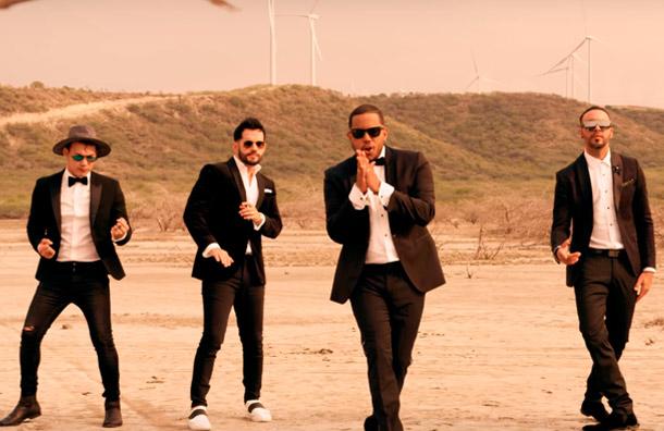Manny Cruz e Ilegales estrenan videoclip de su colaboración 'Dime que sí'