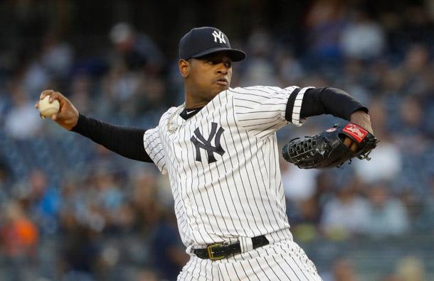 Los Yankees informan que Luis Severino necesitará cirugía Tommy John