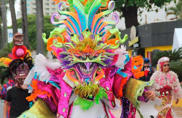 Anuncian cierre del malecón por el Desfile Nacional del Carnaval 2020