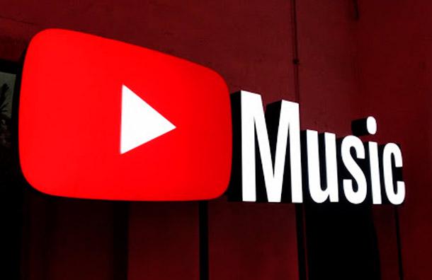 YouTube Music permite ver las letras de las canciones