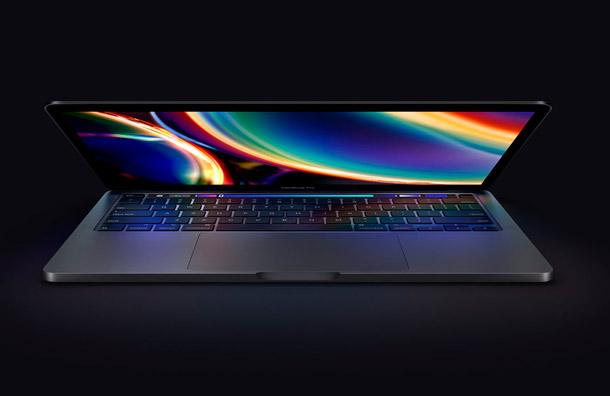 Apple lanza una nueva línea de la MacBook Pro de 13 pulgadas